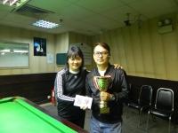 ● 2018 WSC147第15屆 64人桌球評分賽 冠軍 Champion 王永賢 Dennis Wong