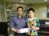 WSC147 8人賽冠軍: 譚潤峰 (28/4/2012)
