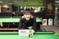 2012 香港18歲以下青少年桌球錦標賽 (第二站)  HK U18 Snooker Championship E2