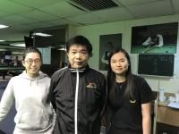 2019香港女子英式桌球公開賽 (Day 2 & 3 : 8-9th July) HK Women Snooker Open Championship 2019