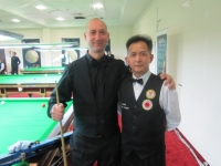 2012 IBSF Mens, Womens, Masters Snooker Championship - Bulgaria (Photos 29 - 30 Nov)