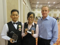 2012 IBSF Mens, Womens, Masters Snooker Championship - Bulgaria (Photos  2 Dec Prize Presentation and Dinner Party)