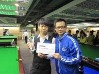 2013香港21歲以下青少年英式桌球公開賽 HK U21 Snooker Championship 2013 (E1)
