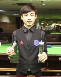2013香港21歲以下青少年英式桌球公開賽 (第二站) HK U21 Snooker Championship - E2