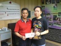 2013 第5期 WSC147 32人評分賽 冠軍: 劉俊傑