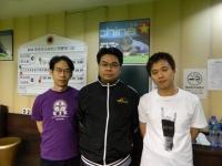 2013 香港桌球公開賽 (第3站)  HK Snooker Open Event 3 2013