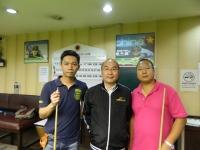 2013 香港英式桌球大師賽 HK Snooker Master Cup 2013 (2/10)