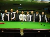 2013 香港英式桌球大師賽 HK Snooker Master Cup 2013 (9/10 - 8 強賽)