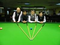 2013 香港英式桌球大師賽 HK Snooker Master Cup 2013 (10/10 4強賽)