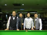2013 香港英式桌球大師賽 HK Snooker Master Cup 2013 (12/10 決賽及季軍賽)
