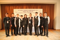 2013 IBSF Snooker Championship - LATVIA (Opening - 28 Nov, 2013)