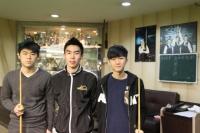 2014 香港21歲以下青少年英式桌球公開賽 (第一站) 2014 HK U21 Snooker Championship (E1) - 23/2/2014