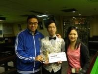 2013 香港英式桌球大師賽 HK Snooker Master Cup 2013 (頒獎 Prize Presentation)