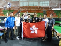 2014 IBSF World Team 6 Reds - Egypt Prize Presentation