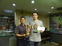 ● WSC147第9屆 64人桌球評分賽 (3/4/2014) 冠軍: 戴小秋