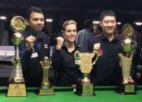 2014 IBSF World Snooker Men, Women, Masters - Bangalore, India (Finals and Prize Ceremony)