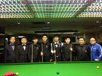 2015香港21歲以下青少年英式桌球公開賽 -第一站 (決賽 Finals - 8 Feb, 2015)  HK U21 Snooker Championship 2015 (E1)