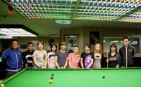 2015香港女子英式桌球公開賽 HK Women Snooker Open 2015 (8th July)
