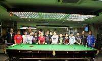 2015香港女子英式桌球公開賽 HK Women Snooker Open 2015 (5th July)