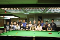 2015香港女子英式桌球精英選拔賽 (20/9 Round Robin) HK Women New Talent Snooker Championship 2015