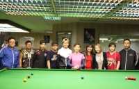 2015香港女子英式桌球精英選拔賽 (21/9 Last 12) HK Women New Talent Snooker Championship 2015