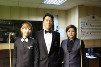 2015 Women New Talent Snooker Championship Quarter Finals
