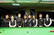 2015 Women New Talent Snooker Championship Quarter Finals