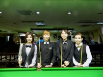 2015 Women New Talent Snooker Championship Semi Finals