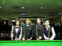 2015 Women New Talent Snooker Championship Semi Finals
