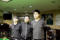 2016香港21歲以下青少年英式桌球公開賽 (第一站) 17/1/2016