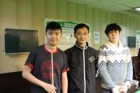 2016香港21歲以下青少年英式桌球公開賽-(第一站) 23/1/2016 HK U21 Snooker Open (E1)