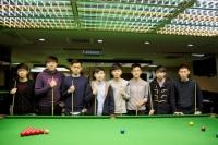 2016香港21歲以下青少年英式桌球公開賽 (第一站) 24/1/2016 HK U21 Snooker Open (E1)