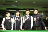 2016香港21歲以下青少年英式桌球公開賽 )第一站) 30/1 4強賽 SF - HK U21 Snooker Open (E1)