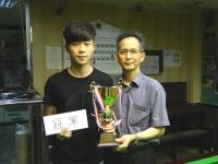 2016 WSC147第11屆 64人桌球評分賽 冠軍:張家瑋