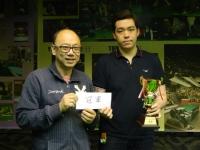 2016 WSC147第12屆 64人桌球評分賽