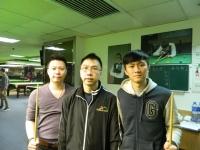 2017 香港英式桌球公開賽 - 第一站 2017 HK Snooker Open Event 1 (3月賽事)
