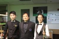 2017 香港英式桌球公開賽 - 第一站 2017 HK Snooker Open Event 1 (16強)