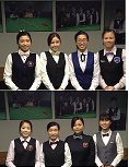2017香港女子英式桌球公開賽 8強 HK Women Snooker Open Championship 2017 QF