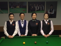 2017香港女子英式桌球公開賽 4強 - 決賽 HK Women Snooker Open Championship 2017 SF to Finals