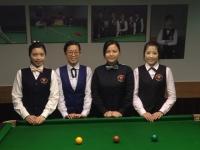 2017香港女子英式桌球公開賽 4強 - 決賽 HK Women Snooker Open Championship 2017 SF to Finals