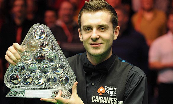 Wembley Glory For Gladiator Selby