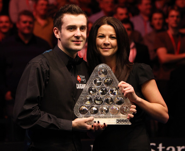 2010 The Masters Champion: Mark Selby 10:9 Ronnie O'Sullivan
