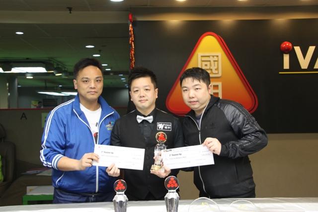 季軍 2nd Runner Up : 馮國威 Fung Kwok Wai