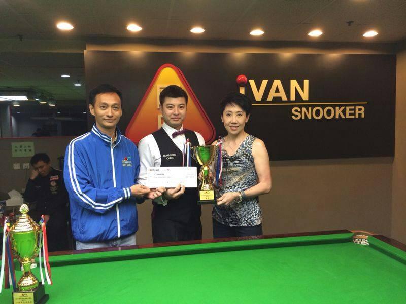 季軍 2nd Runner Up : 連騰浩 Alan Lin