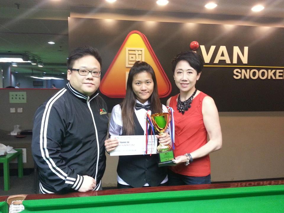 季軍 2nd Runner Up : 鍾雪穎 Chung Suet Wing