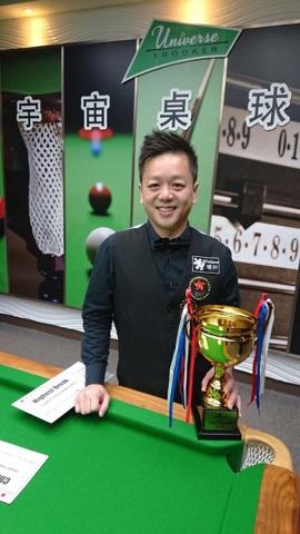 2nd Place : Fung Kwok Wai
