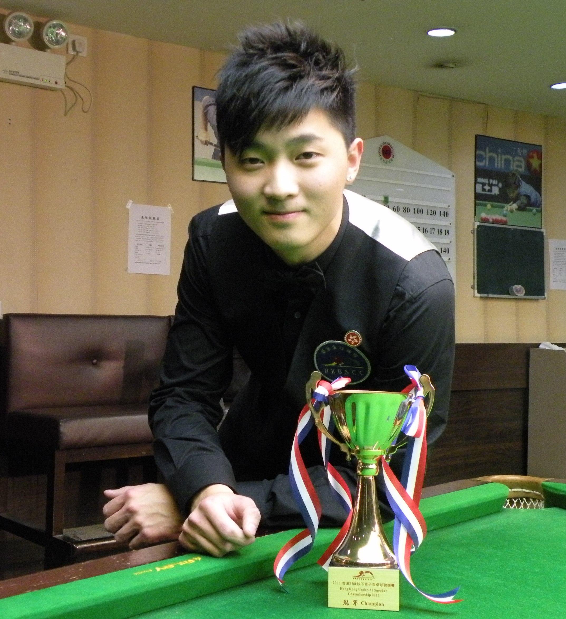 冠軍 Champion : 李士民 Simon Lee