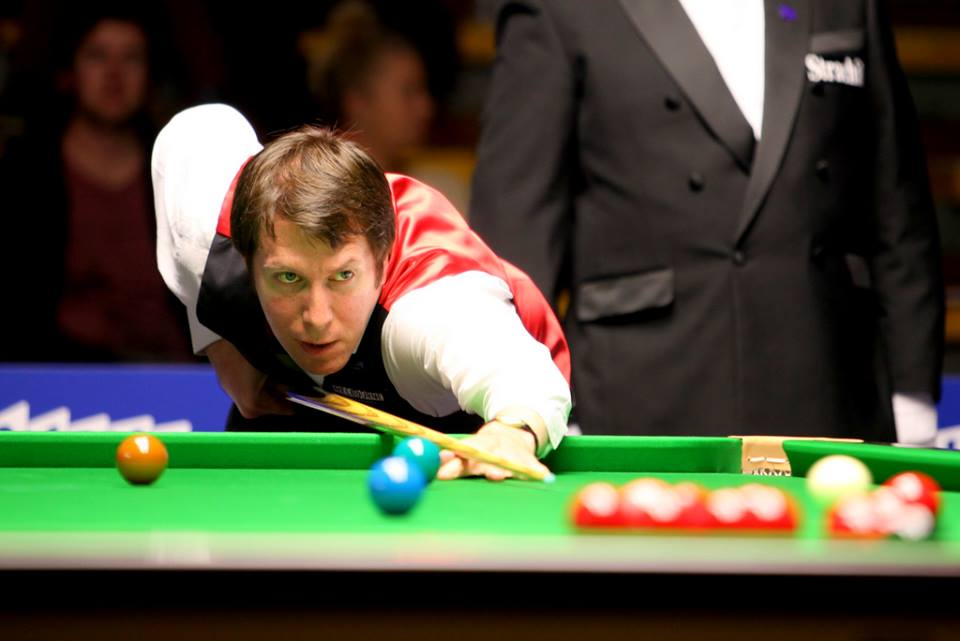 Dominic Dale - England