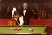 1984 Camus 金花桌球賽