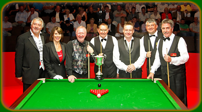 Snooker Legends in Plymouth